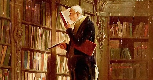 Leseratte, Büchernarr und Co.