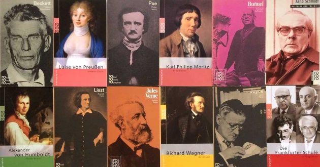 Die Rowohlt Monographien