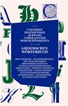Graf - Auswahl unbekannter Wortschönheiten aus dem Grimmschen Wörterbuch