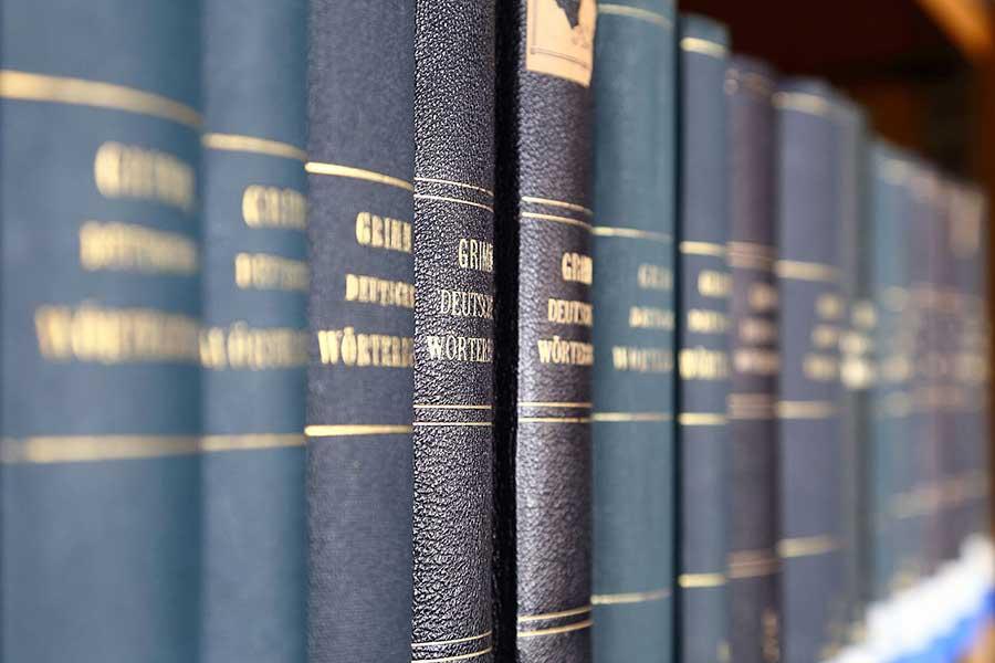 Das Grimmsche Wörterbuch
